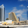 Stockfoto: Atlantic City Panorama