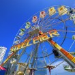 Steel Pier — Stock Photo