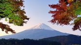 Panorama de Mt. fuji — Photo