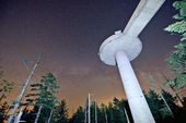 Clingman's Dome — Stock Photo