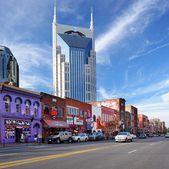 Broadway Nashville — Stock Photo