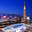 Nagoya Japan Cityscape — Stock Photo