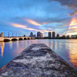 West Palm Beach Florida — Stock Photo