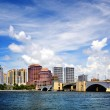 Stock Photo: West Palm Beach Florida