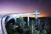 Clingman's Dome — Stock Photo