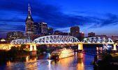 Downtown Nashville — Stock Photo