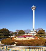 Busan Tower — Stock Photo