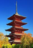 Saisho-in Pagoda in Aomori, Japan — Stock Photo