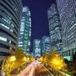 Stock Photo: Shinjuku Financial District