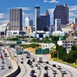 Stock Photo: Atlantskyline