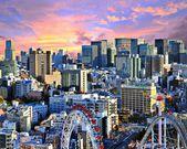 Bunkyo Ward of Tokyo — Stock Photo