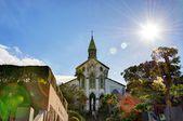 Oura Church — Stock Photo