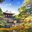 Ginkaku-ji Temple in Kyoto — Stock Photo #28498379