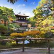 Ginkaku-ji Temple in Kyoto — Stock Photo #28498495