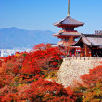 Kiyomizu-dera Pagoda — Stock Photo #28500477