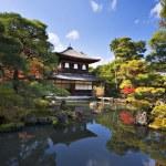 Ginkaku-ji Temple in Kyoto — Stock Photo #28501293