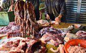 Meat Market — Stock Photo