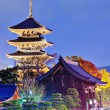 Toji Pagoda in Kyoto — Stock Photo