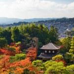 Ginkaku-ji Temple in Kyoto — Stock Photo #28880477