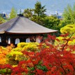 Ginkaku-ji Temple in Kyoto — Stock Photo #28880479