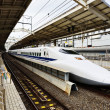 Stock Photo: Shinkansen