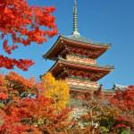 Kiyomizu-dera Pagoda — Stock Photo #28880681
