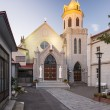 Catholic Church in Japan — Stock Photo