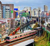 Ochanomizu, Tokyo — Stock Photo