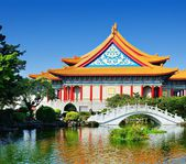 National Theater of Taiwan — Stock Photo