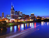 Downtown Nashville — Stock Photo