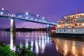 Showboat in Chattanooga — Stock Photo