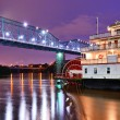 Showboat in Chattanooga — Stock Photo #29399425
