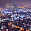 Seoul Gangnam District Skyline — Stock Photo