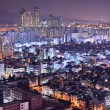 Seoul Gangnam District Skyline — Stock Photo #29399569