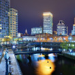 Stock Photo: Downtown Providence Rhode Island
