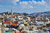 エルサレム古い市 — ストック写真