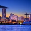 Stock Photo: Yokohama, Japan Cityscape