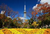 Nagoya Japan Skyline — Stock Photo