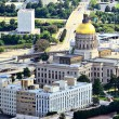 Georgia State capitol — Stock Photo #30557495