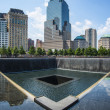Stock Photo: September 11th Memorial