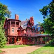 Mark Twain House — Foto de Stock