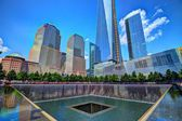 September 11th Memorial — Stock Photo