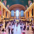 Stock Video: Grand Central New York