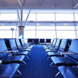 Airport Terminal Seats — Stock Photo #32795319