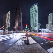 Berlin Financial District — Stock Photo