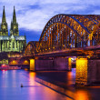 Stockfoto: Cologne Germany