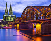 Cologne Germany — Stock Photo