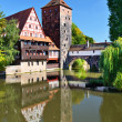 Stock Photo: Nuremberg Germany