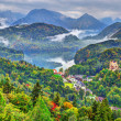 Stock Photo: BavariAlps