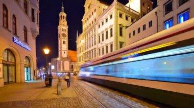 Augsburg Germany — Stock Video